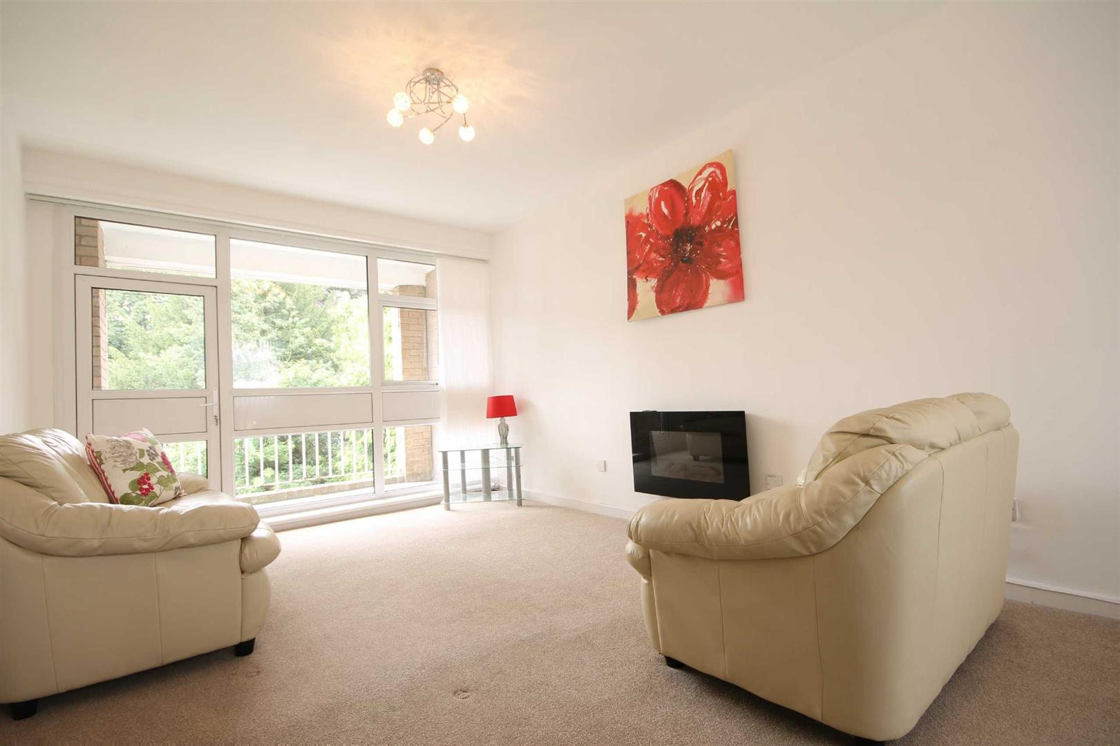 Jesmond Park Court Newcastle Upon Tyne, 2 Bedrooms  Flat ,For Sale